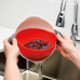 Soak N' Strain Colander-Candy Apple