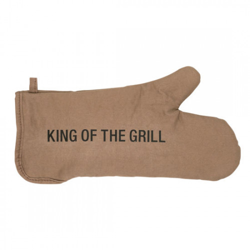 King of the Grill Grill Mitt