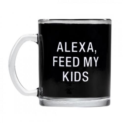 Alexa Glass Mug