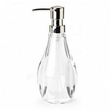 Droplet Soap Pump Clear